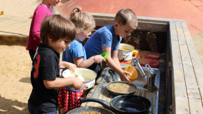 Kindersandküche
